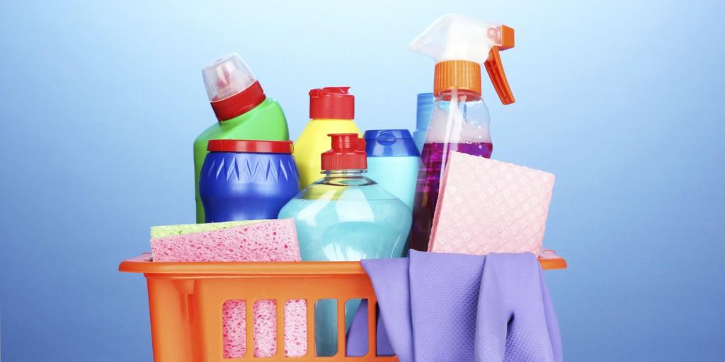 Химия для мытья ламината